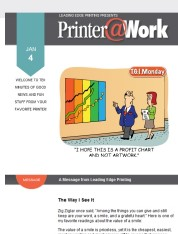Printer@Work: The Power of You, Boost Sales by Answering Questions